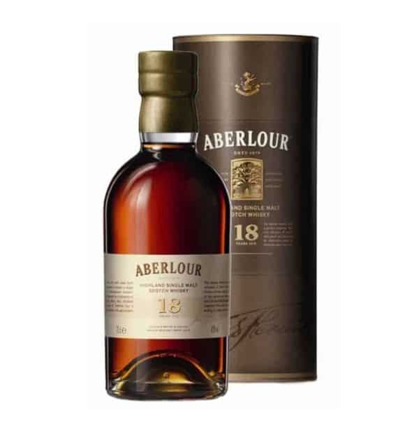 Aberlour 18 Year Old Double Cask 1