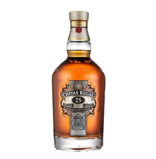 Chivas Regal 25 Year Old Ultra 1