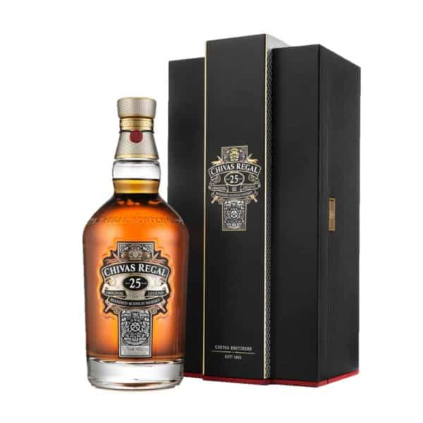 Chivas Regal 25 Year Old Ultra 2