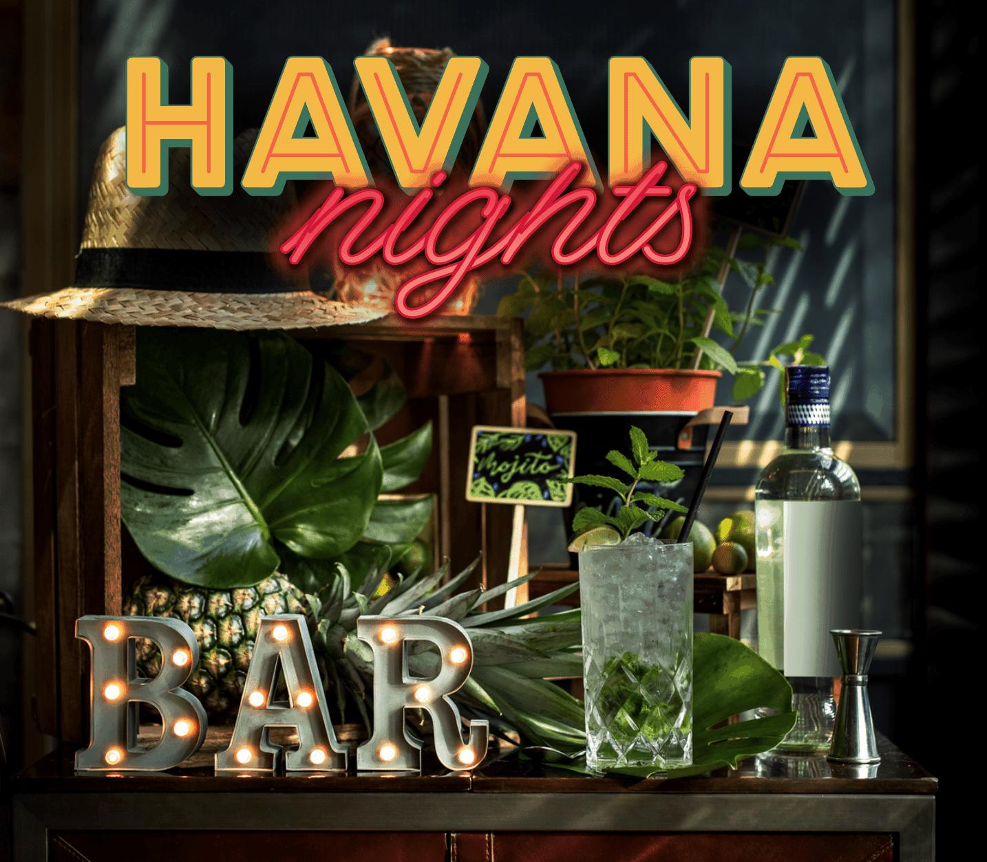 "The St. Regis Kuala Lumpur New Year's Eve ""Havana Nights"