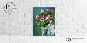 textured-tulip-mothers-day-flower-painting-art-and-bonding-night-sip-wine-family-02