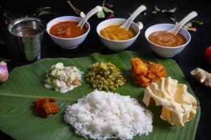 banana-leaf-rice-passion-kerala