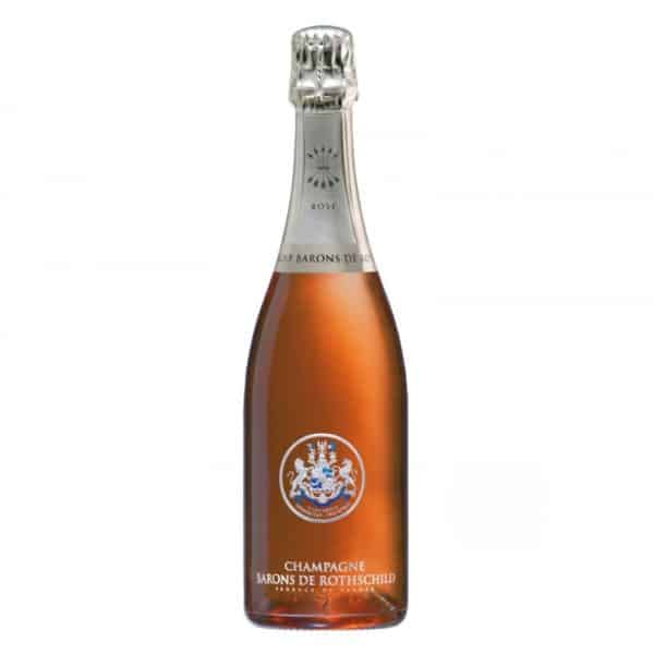 Champagne Barons de Rothschild Rose 1