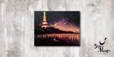 galaxy-paris-painting