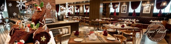 Christmas Day Buffet Dinner at Jazz Hotel 1