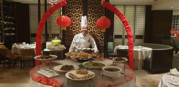 Chinese New Year Day Buffet Dinner at Paya Serai Hilton PJ 1