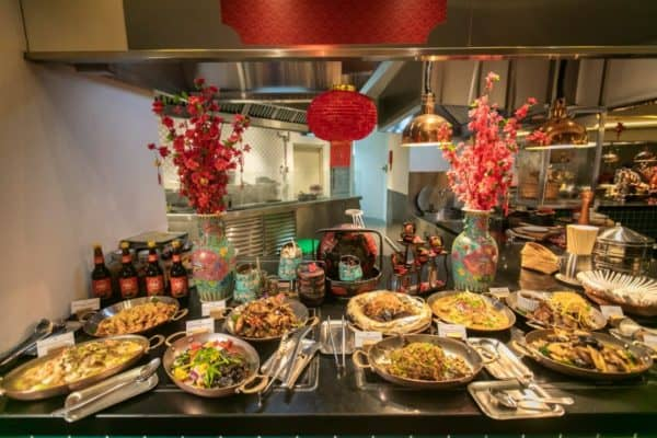 Chinese New Year Prosperity Reunion Buffet Lunch & Dinner at Makan Kitchen DoubleTree Resort by Hilton Penang 1