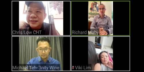 Online Wine Tuition with Chris Low CHT 2