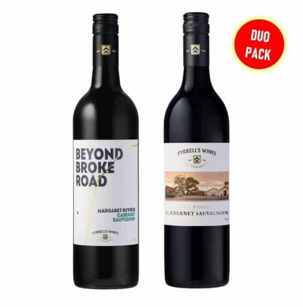 Tyrrell's Duo for International Cabernet Sauvignon Day 1