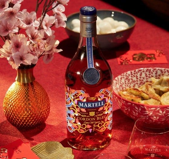 Martell Cordon Bleu Limited Edition by Pierre Marie 3