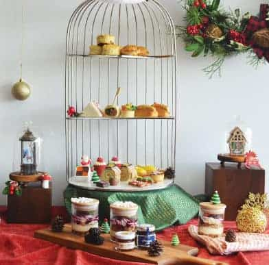 A Magical Afternoon Tea at The Lounge Hilton KL 1