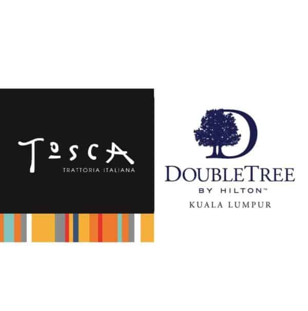 5-Course Christmas Eve Dinner at Tosca DoubleTree Hilton KL 5
