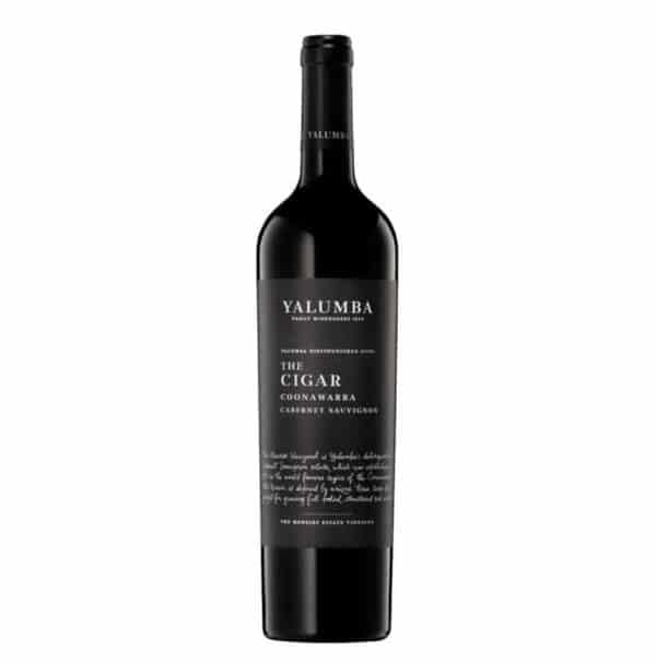 Yalumba 'Distinguished Sites' The Cigar Coonawarra 2015 1