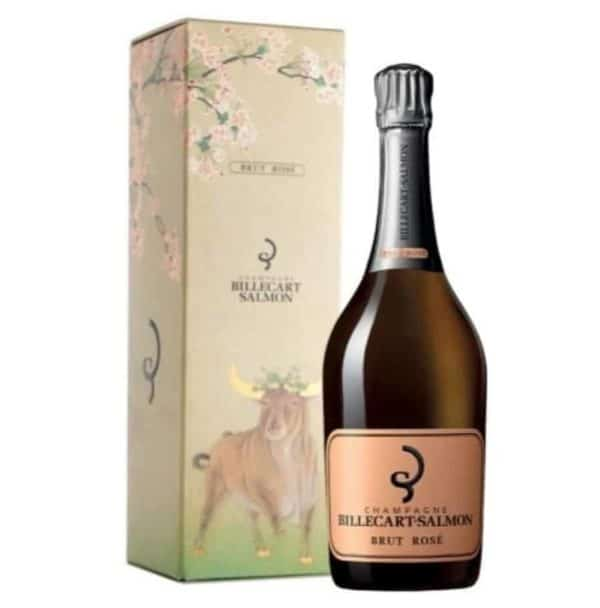 Billecart Salmon Brut Rosé - 2021 Chinese New Year Limited Edition 2