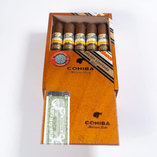 Cohiba Talisman 2017 Limited Edition Box of 10s 2