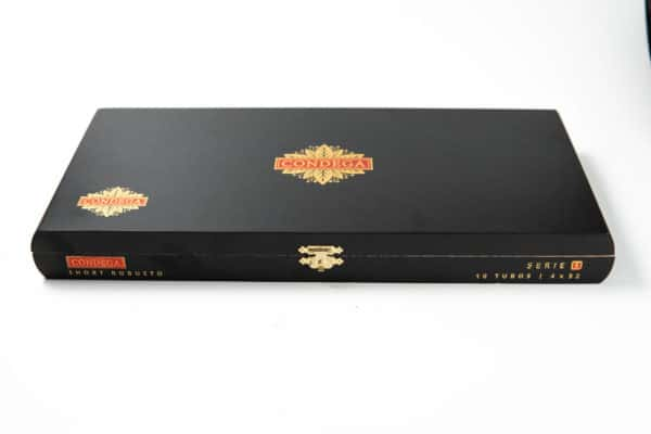Condega Serie S Short Robusto Tubos Deluxe Box of 10s 3